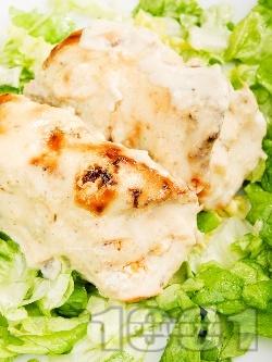 Печени рибни рулца от бяла риба мерлуза на фурна - снимка на рецептата